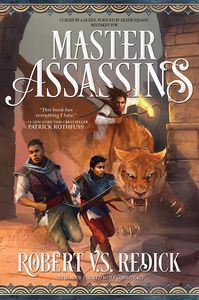 [Master Assassins: Book 1: The Fire Sacrements (Hardcover) (Product Image)]