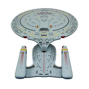 [Star Trek: The Next Generation: Bluetooth Speaker: USS Enterprise NCC-1701-D (Product Image)]
