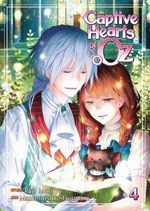 [Captive Hearts Of Oz: Volume 4 (Product Image)]