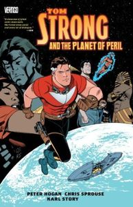 [Tom Strong & The Planet Of Peril (Product Image)]