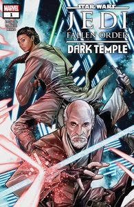 [Star Wars: Jedi: Fallen Order: Dark Temple #1 (Product Image)]