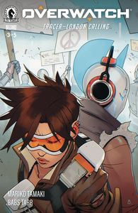 [Overwatch: Tracer: London Calling #3 (Product Image)]