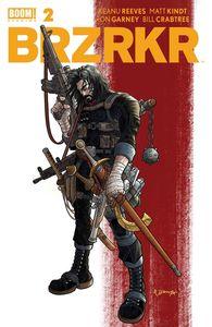 [BRZRKR (Berzerker) #2 (Cover A Grampa) (Product Image)]