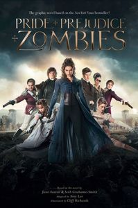 [Pride & Prejudice & Zombies: The Graphic Novel (Movie Edition) (Product Image)]