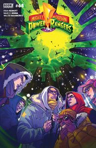 [Mighty Morphin #7 (Cover B Legacy Variant Carlini) (Product Image)]