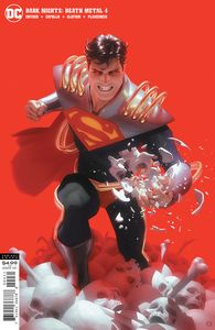 [Dark Nights: Death Metal #4 (Superboy-Prime Card Stock Alex Garner Variant) (Product Image)]