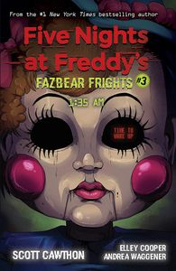[Five Nights At Freddy's: Fazbear Frights: Book 3: 1:35am (Product Image)]