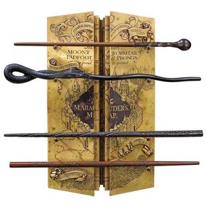 [Harry Potter: Wand Collection: Marauder's Map (Product Image)]