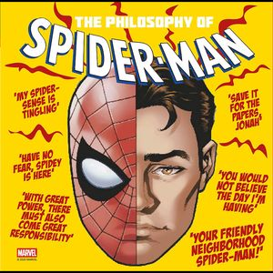 [The Philosophy Of Spider-Man (Hardcover) (Product Image)]