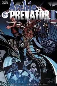 [Archie Vs Predator 2 #5 (Cover B Mandrake) (Product Image)]