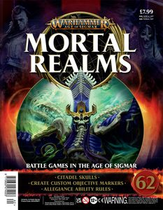 [Warhammer: Age Of Sigmar: Mortal Realms #62 (Product Image)]