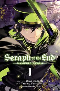 [Seraph Of The End: Volume 1 (Product Image)]