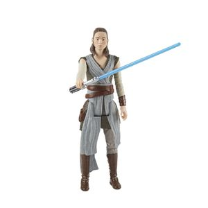 [Star Wars: The Last Jedi: Hero Series Action Figure: Rey Jedi Training (Product Image)]