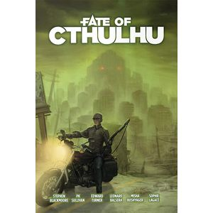 [Fate Of Cthulhu: Fate Core System (Product Image)]