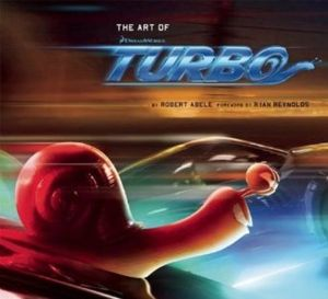 [Art Of Turbo (Hardcover) (Product Image)]