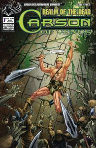 [Carson Of Venus: Realm Of Dead #1 (Cover A Mesarcia Main) (Product Image)]