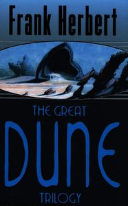 [The Great Dune Trilogy (Hardcover) (Product Image)]