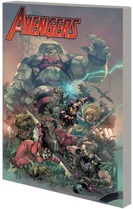 [Avengers By Hickman: Complete Collection: Volume 2 (Product Image)]