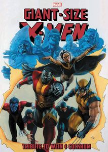 [Giant-Size: X-Men: Tribute Wein Cockrum (Gallery Edition Hardcover) (Product Image)]