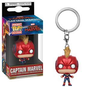 [Captain Marvel: Pocket Pop! Bobblehead: Captain Marvel (Product Image)]