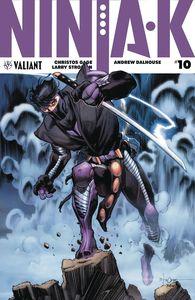 [Ninja-K #10 (New Arc - Cover B Stroman) (Product Image)]