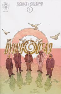 [The Dying & The Dead #5 (Product Image)]