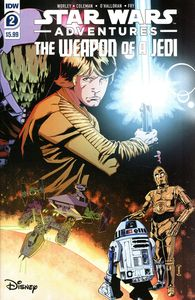 [Star Wars Adventures: Weapon Of A Jedi #2 (Product Image)]