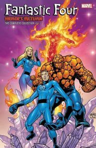 [Fantastic Four: Heroes Return: The Complete Collection: Volume 3 (Product Image)]