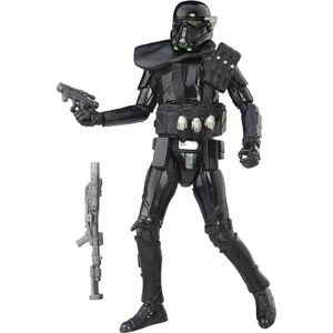 [Rogue One: A Star Wars Story: Black Series: Wave 3 Action Figures: Death Trooper (Product Image)]