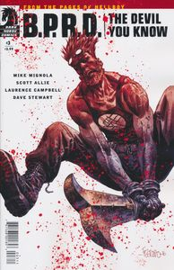 [BPRD: Devil You Know #3 (Product Image)]