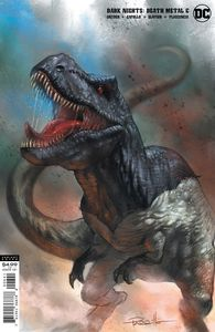 [Dark Nights: Death Metal #6 (Parrillo Rex Variant) (Product Image)]