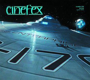 [Cinefex #150 (Product Image)]