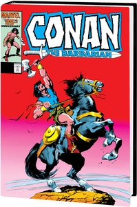 [Conan: The Barbarian: Original Marvel Years: Omnibus: Volume 7 (DM Variant Hardcover) (Product Image)]