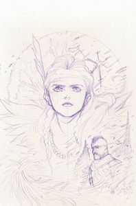 [Horizon Zero Dawn: Liberation #1 (Cover G Momoko Virgin Sketch Cover) (Product Image)]