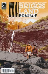 [Briggs Land: Lone Wolves #1 (Product Image)]