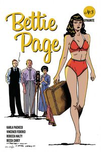 [Bettie Page #3 (Peeples Homage Variant) (Product Image)]