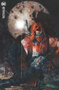[Batman: Urban Legends #3 (Cover C Simone Bianchi Variant) (Product Image)]