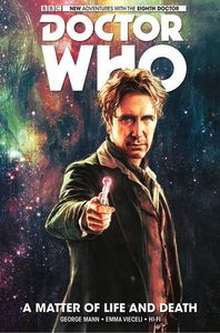 [Doctor Who: The Eighth Doctor: Titan: Volume 1: A Matter Of Life & Death (Product Image)]