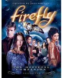 [Firefly: The Official Companion: Volume 2 (Product Image)]