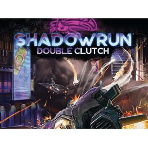 [Shadowrun: Double Clutch (Product Image)]