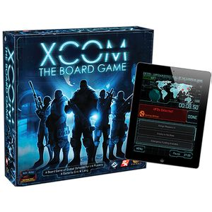 [X-Com: The Board Game (Product Image)]
