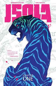 [Isola: Volume 1 (Forbidden Planet Signed Mini Print Edition) (Product Image)]