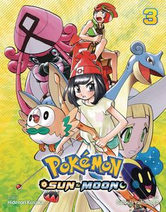 [Pokemon: Sun & Moon: Volume 3 (Product Image)]