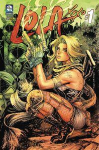 [Lola Xoxo: Volume 2 #1 (Cover C) (Product Image)]