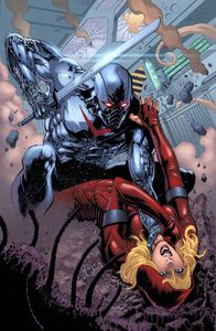 [Grimm Fairy Tales: Red Agent: Human Order #9 (Cover B Diaz) (Product Image)]