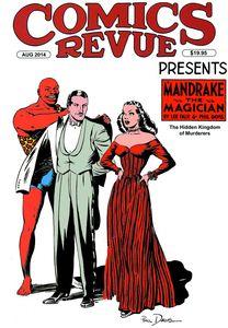 [Comics Revue Presents: August 2014 (Product Image)]