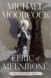 [The Elric Saga: Book 1: Elric Of Melniboné (Product Image)]
