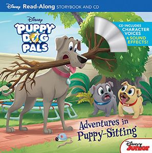 [Puppy Dog Pals: Read-Along Storybook & CD (Product Image)]