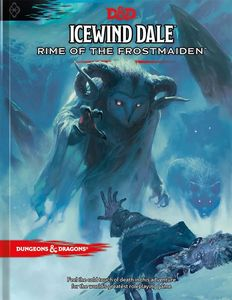 [Dungeons & Dragons: Icewind Dale: Rime Of The Frostmaiden (Hardcover) (Product Image)]