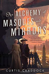 [An Alchemy Of Masques & Mirrors (Hardcover) (Product Image)]